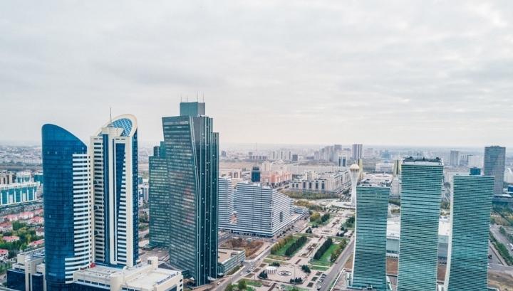В Нур-Султане построят здание-мост, напоминающее казахский флаг