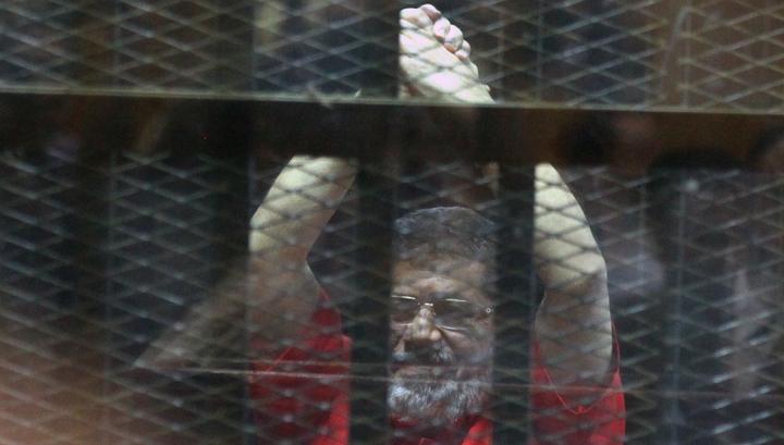 Причина смерти Мухаммеда Мурси – сердечный приступ