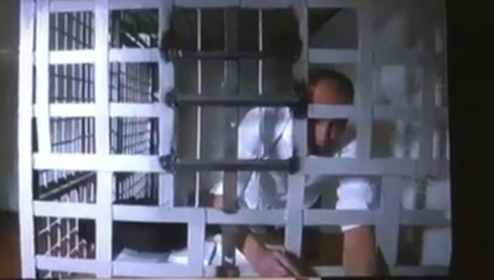 Экс-глава Серпуховского района порезал себя во время судебного заседания
