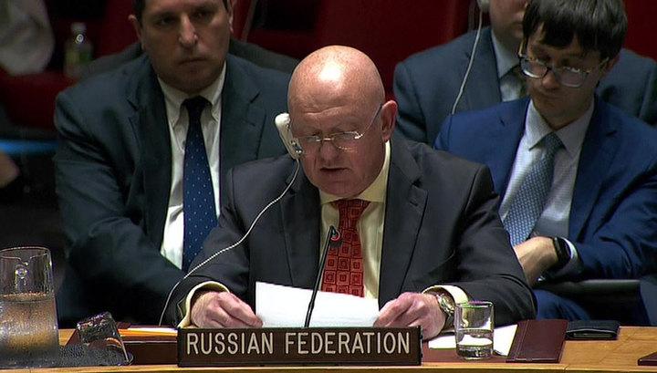 Небензя: организации ООН должны лучше проверять свои источники по Сирии