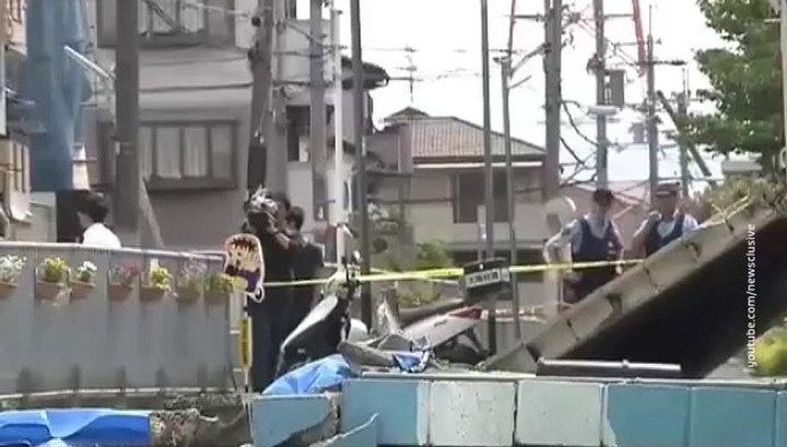 Число пострадавших в результате землетрясения в Японии увеличилось до 21