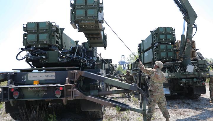 Пентагон направит на Ближний Восток систему Patriot и самолеты-разведчики