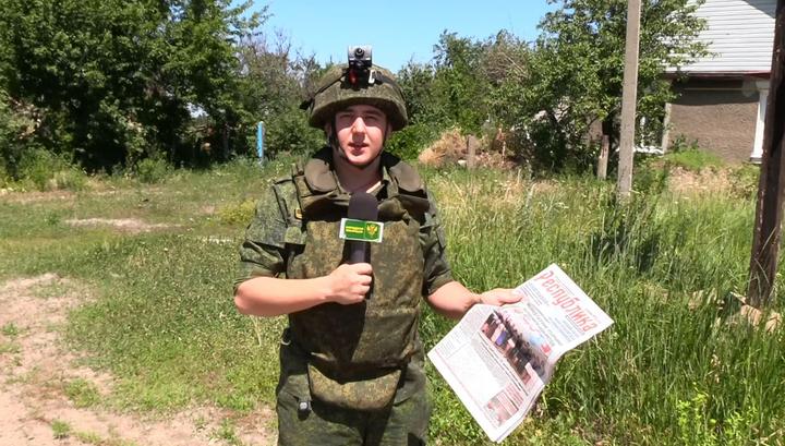 Пьяный украинский командир расстрелял своих солдат
