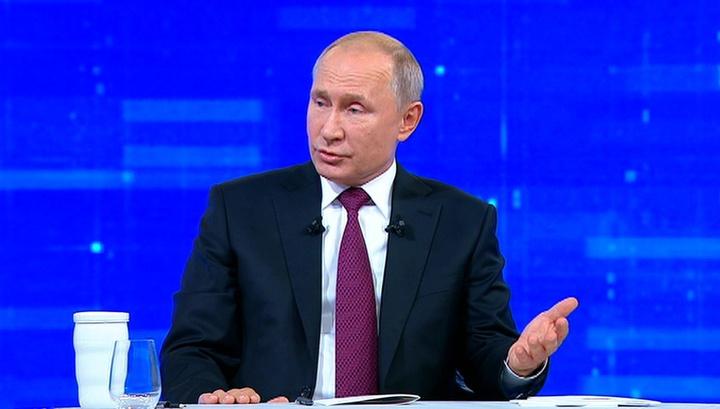 """Путин назвал самые острые вопросы, которые отметил в ходе подготовки к """"Прямой линии"""""""