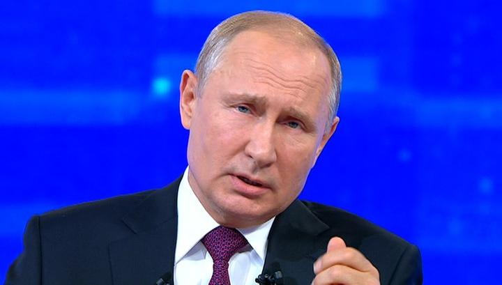 Путин высказался о наказаниях за экономические преступления