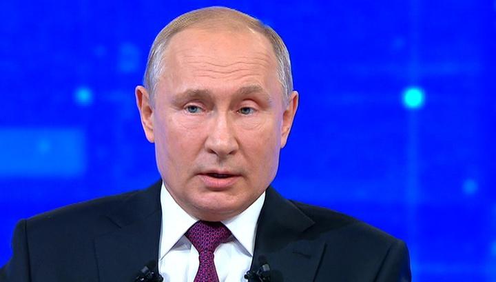 Путин не нашел печатных слов, когда узнал о коррупционных миллиардах