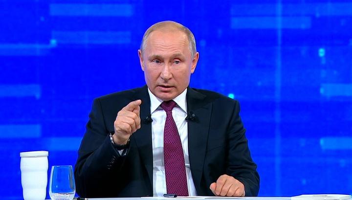 Путин призвал комплексно решать вопрос освобождения украинцев и россиян