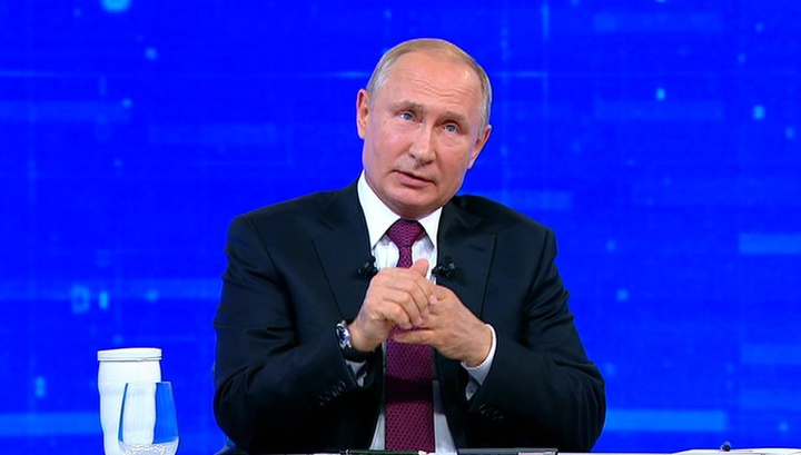 Путин: если что-то не сделано, надо не шашкой махать, а дело делать
