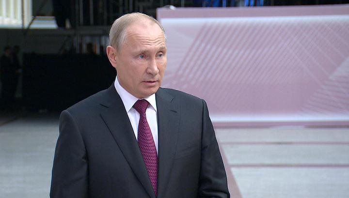 Путин: мы не стремимся к статусу великой державы