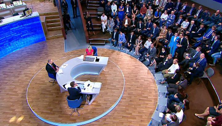 Путин пообещал Бероеву обратить внимание на закон о распределенной опеке