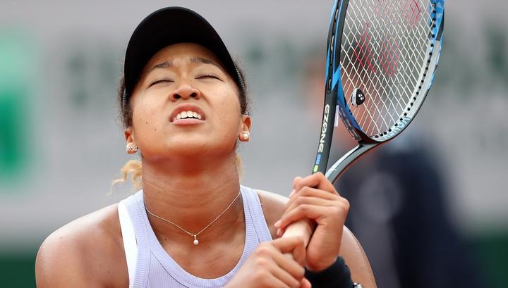 Первая ракетка мира Осака покинула US Open