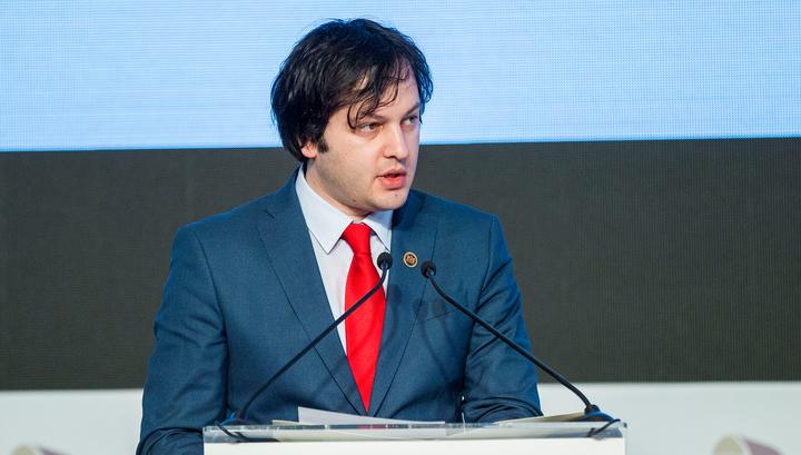 Спикер грузинского парламента ушел в отставку после беспорядков
