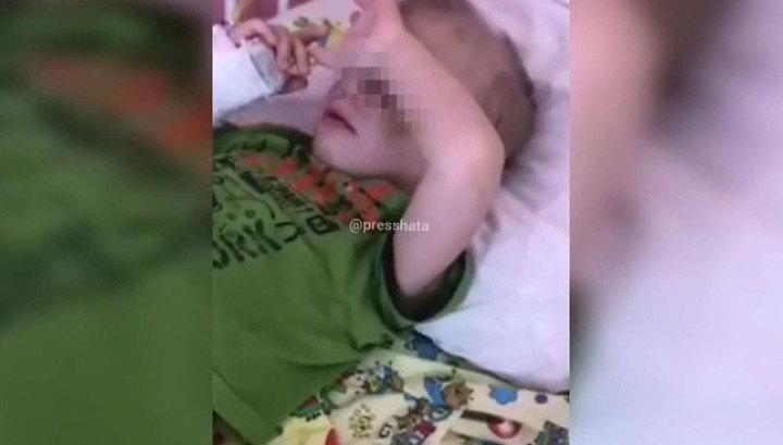 Полиция Петербурга завела уголовное дело на мать, издевавшуюся над детьми