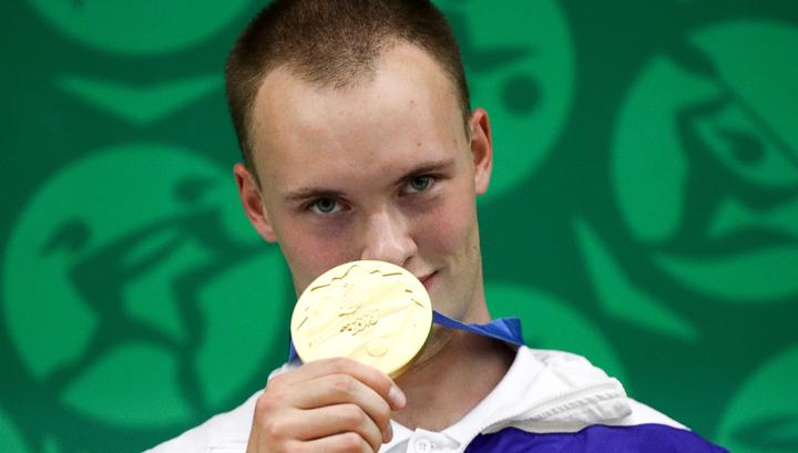Стрелок Черноусов с рекордом выиграл золото Европейских игр