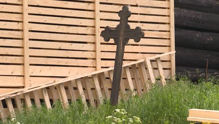 В Карелии начался суд над сжегшим церковь подростком
