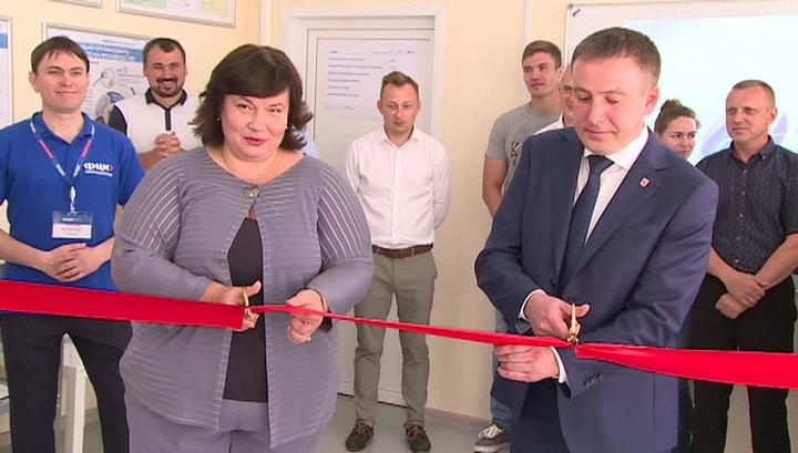 """""""Фабрика процессов"""": в Тульской области введен новый вид обучения"""