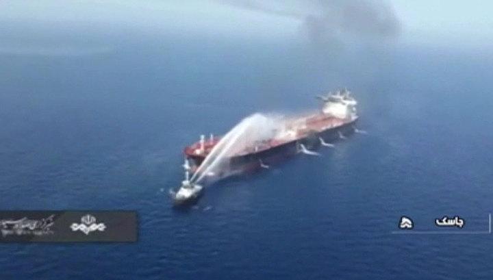 """США предоставили СБ ООН """"дополнительную информацию"""" об атаках Ирана на танкеры"""