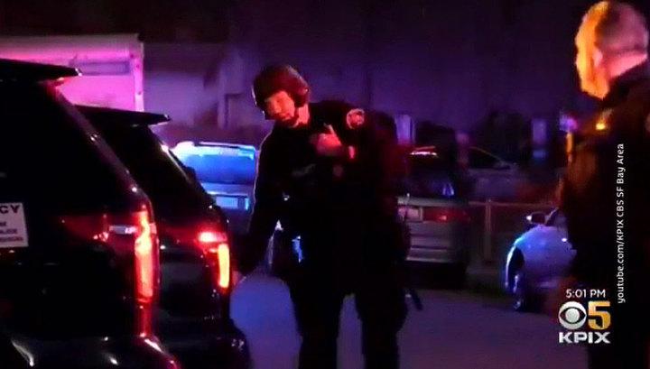 Стрельба в Сан-Хосе в Калифорнии: пять человек погибли