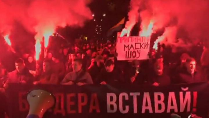Суд в Киеве отменил присвоение киевским проспектам имен Бандеры и Шухевича