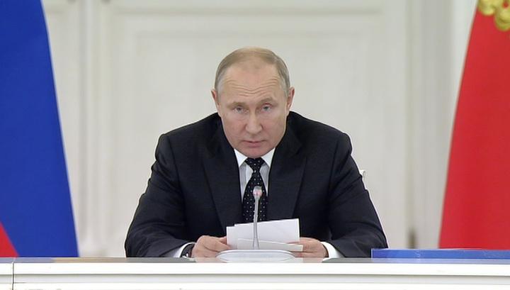 Путин призвал не прятать от водителей камеры на дорогах