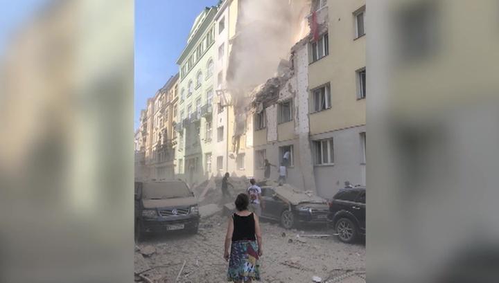 10 человек пострадали во время взрыва в Вене