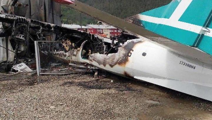 Расследованием крушения Ан-24 займутся МАК и Росавиация