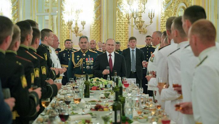"""Путин: """"Кинжал"""", """"Сармат"""" и """"Посейдон"""" должны быть в надежных, умелых руках"""