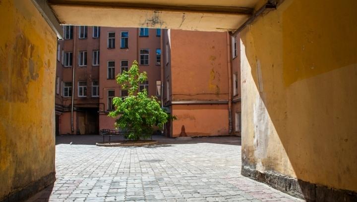 Петербургские дворы могут открыть для посторонних