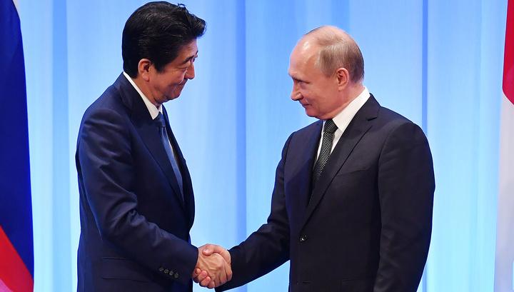 G20: Путин и Абэ договорились о сближении, Трамп посеял панику