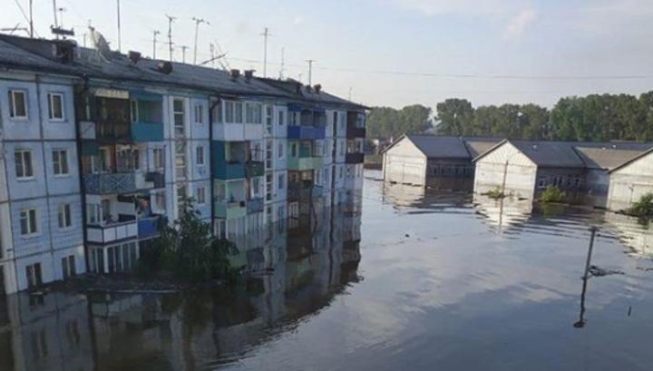 Иркутская ГЭС снизила сброс. Число погибших при наводнении растет