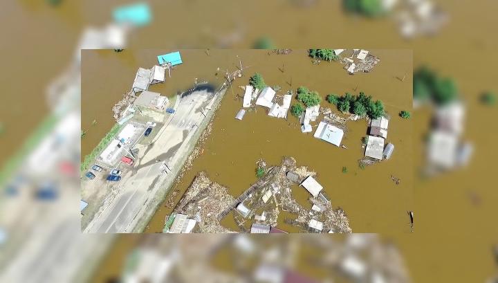 Алтай собирает гуманитарную помощь пострадавшим от паводка в Иркутской области