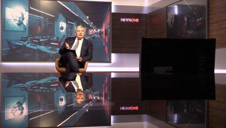 Украинский телеканал NewsOne отменил телемарафон с Россией из-за угроз