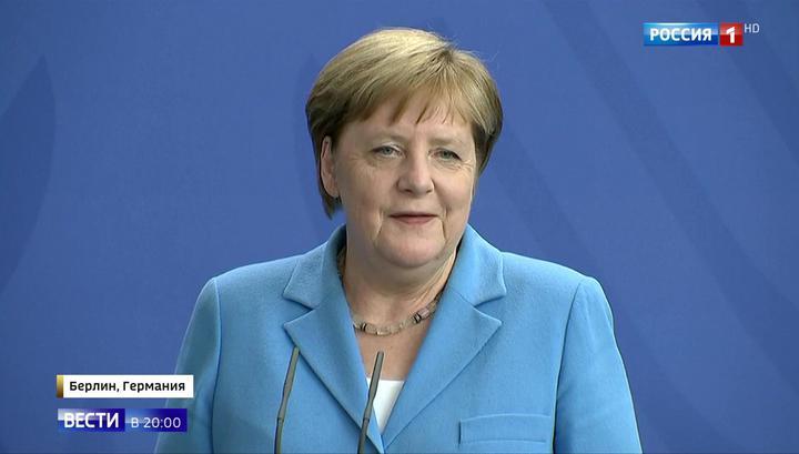 """""""Мне придется с этим жить"""": Меркель прокомментировала свои приступы"""