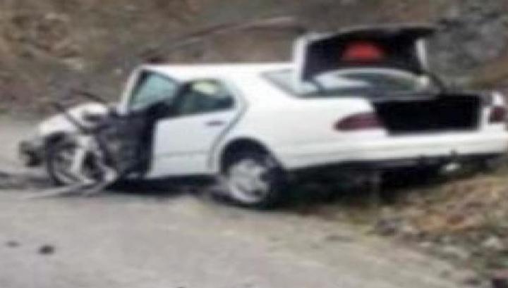 Автомобиль посольства России в Албании попал в ДТП, двое пострадавших