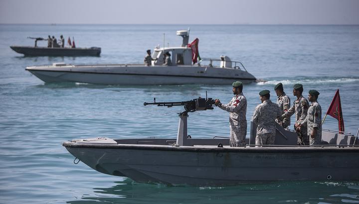 Танкерная история продолжается: Иран пытался остановить британское судно