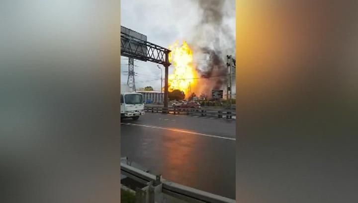 На горящей в Мытищах ТЭЦ-27 отключился энергоблок