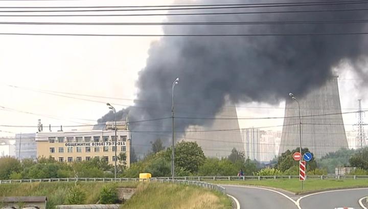 От пожара в Мытищах пострадали 12 человек