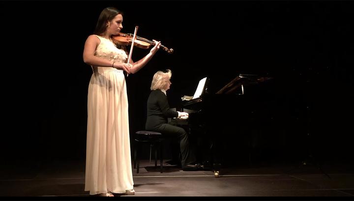 17-летняя скрипачка с русскими корнями скончалась в Лондоне