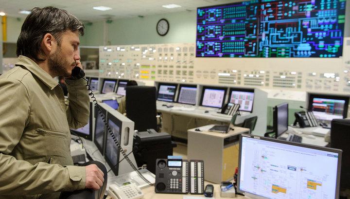 На Калининской АЭС отключились сразу три энергоблока