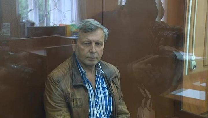 """Иванов """"искренне раскаялся"""" во взяточничестве и был арестован"""