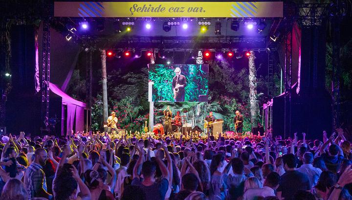 Море, джаз, турецкое радушие — в Анталии завершился Akra Jazz