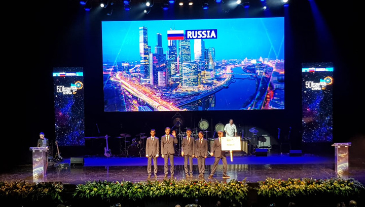 На юбилейной Международной олимпиаде по физике россияне взяли пять медалей