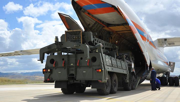 США объявят на следующей неделе о санкциях против Турции из-за С-400