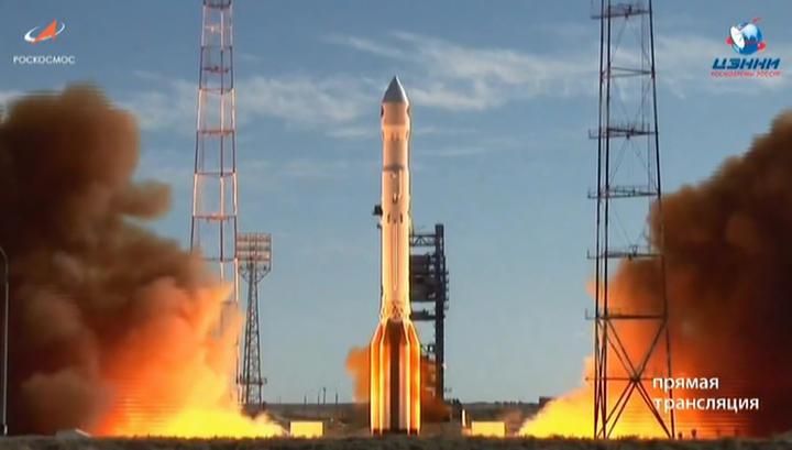 """Специалистов, устранивших неполадки в ракете Протон-М"""", представят к наградам"""