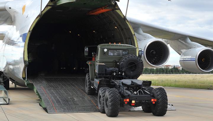 Российские С-400 в Турции: Трамп в панике, Вашингтон в истерике
