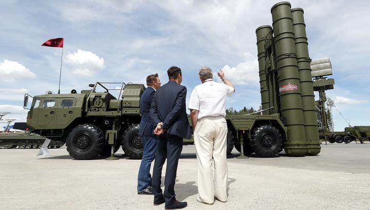 Россия продала оружия на 15 миллиардов долларов