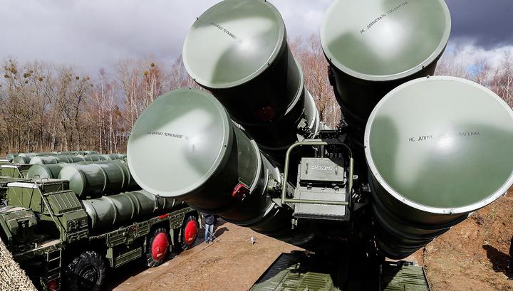 Эрдоган считает, что осчастливил НАТО покупкой С-400