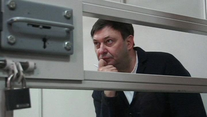 """Захарова назвала ситуацию с Вышинским """"фарсом, абсурдом и абсолютным безумием"""""""