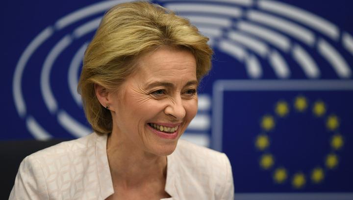 Главой Еврокомиссии стала министр обороны ФРГ: Меркель и бундесвер отмечают победу