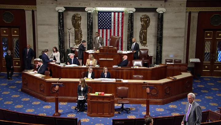 Палата представителей конгресса США высказалась против участия России в G7